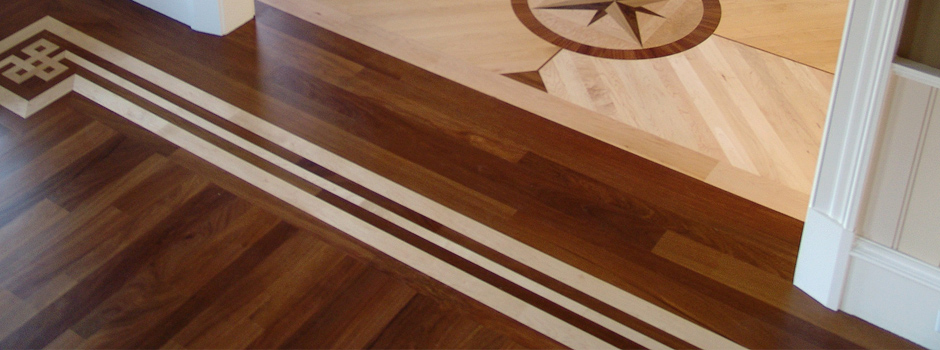 Heaven's Best Hardwood Floor Detailing