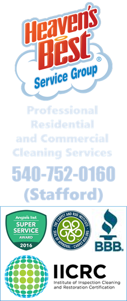 Professional Carpet Cleaning Stafford VA -by- The Cleaning Services Experts You Can Trust!